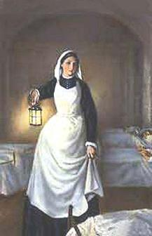 Florence Nightingale - Lady of the lamp